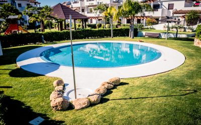 CS Apartamento Chiclana piscina infantil