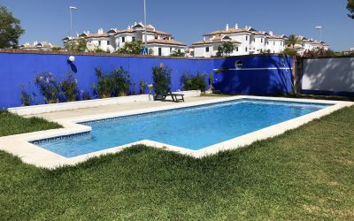 SP Chalet Chiclana piscina 2