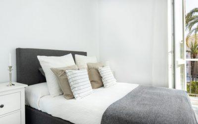 PA Apartamento Cádiz dormitorio con vistas