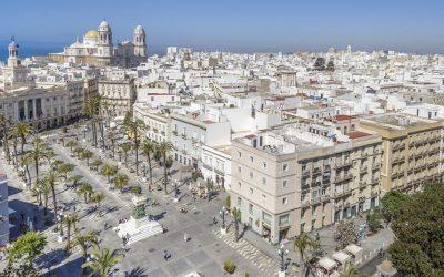 PA Apartamento Cádiz Plaza de San Juan de Dios