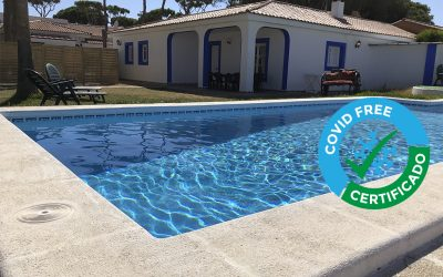 SP Chalet Chiclana covidfree