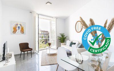 PA Apartamento Cádiz covid free