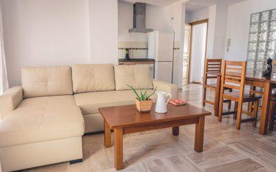 RC Apartamentos Chiclana salón bajo