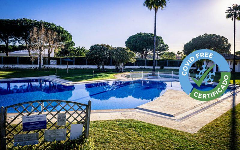 residencial zahara piscina