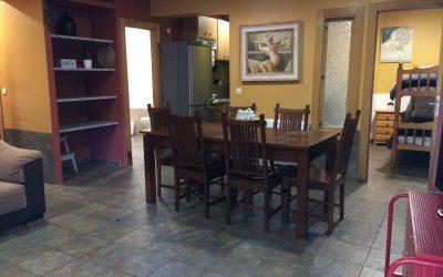 SN Apartamento Sierra Nevada salón comedor