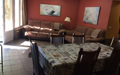 SN Apartamento Sierra Nevada salón
