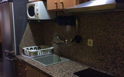 SN Apartamento Sierra Nevada cocina