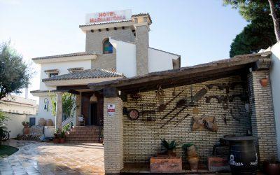 HMA Hotel Chiclana exterior