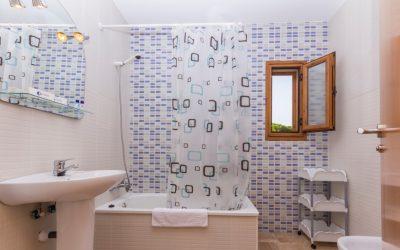RC Apartamentos Chiclana baño