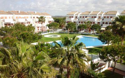 RC Apartamentos Chiclana residencial piscina