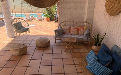 HMA Hotel Chiclana zona chillout