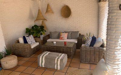 HMA Hotel Chiclana zona chillout 2