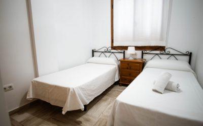 RC Apartamentos Chiclana dos camas individuales